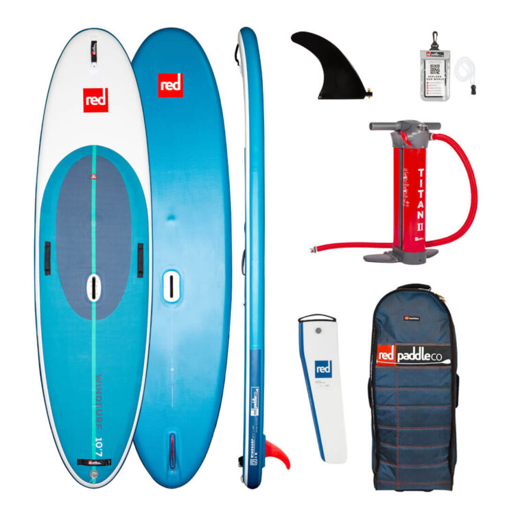 Red Paddle Co 10'7″ Wind MSL SUP