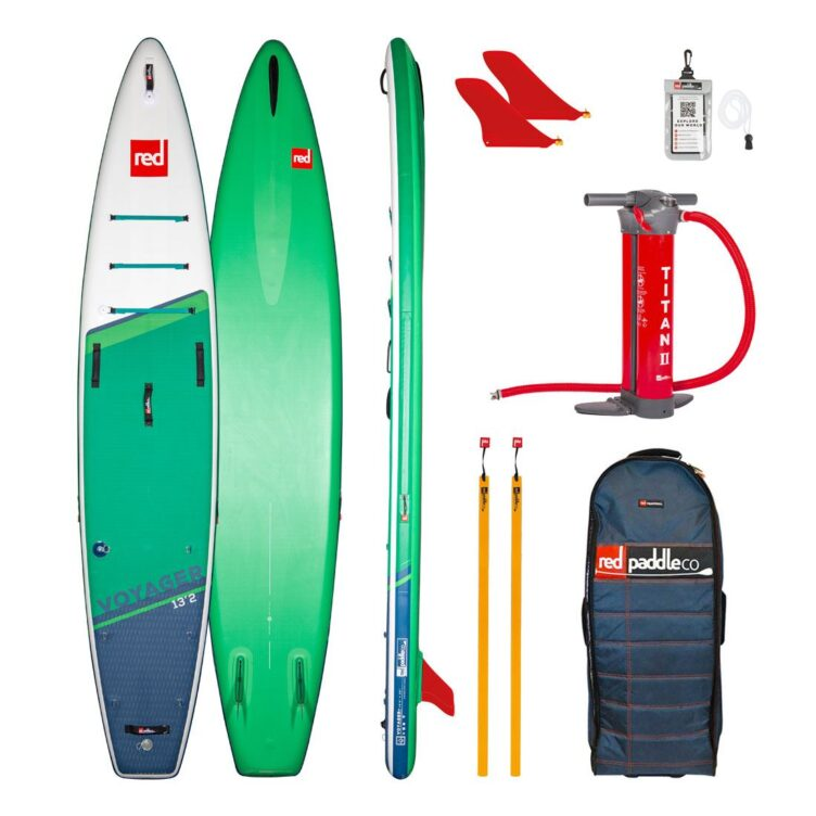 Red Paddle Co 13'2″ Voyager MSL SUP