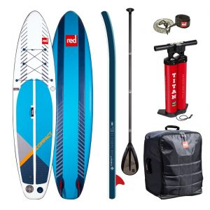 Red Paddle Co 11' Compact SUP