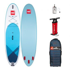 Red Paddle Co 10'8″ Ride MSL SUP