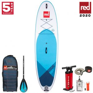 Red Paddle Co 10'8″ Ride MSL – All In One