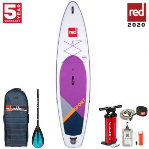 Red Paddle Co 11'3″ Sport Special Edition MSL – All In One