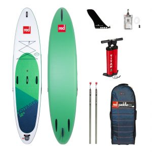 Red Paddle Co 12'6″ Voyager MSL SUP