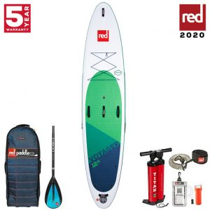 Red Paddle Co 12'6″ Voyager MSL – All In One