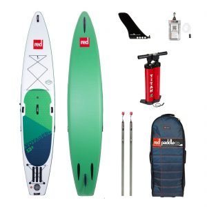 Red Paddle Co 13'2″ Voyager+ MSL SUP