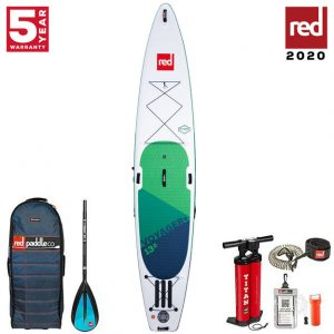 Red Paddle Co 13'2″ Voyager+ MSL – All In One