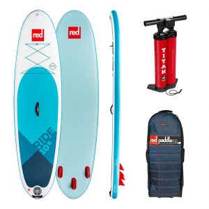 Red Paddle Co 10'6″ Ride MSL SUP