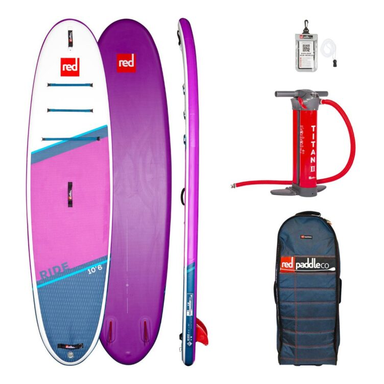 Red Paddle Co 10'6″ Ride Special Edition MSL SUP