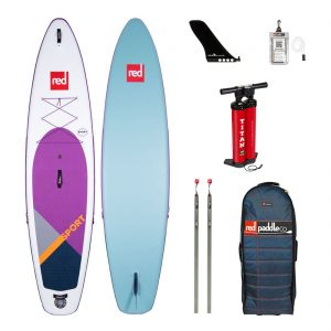 Red Paddle Co 11'3″ Sport Special Edition MSL SUP