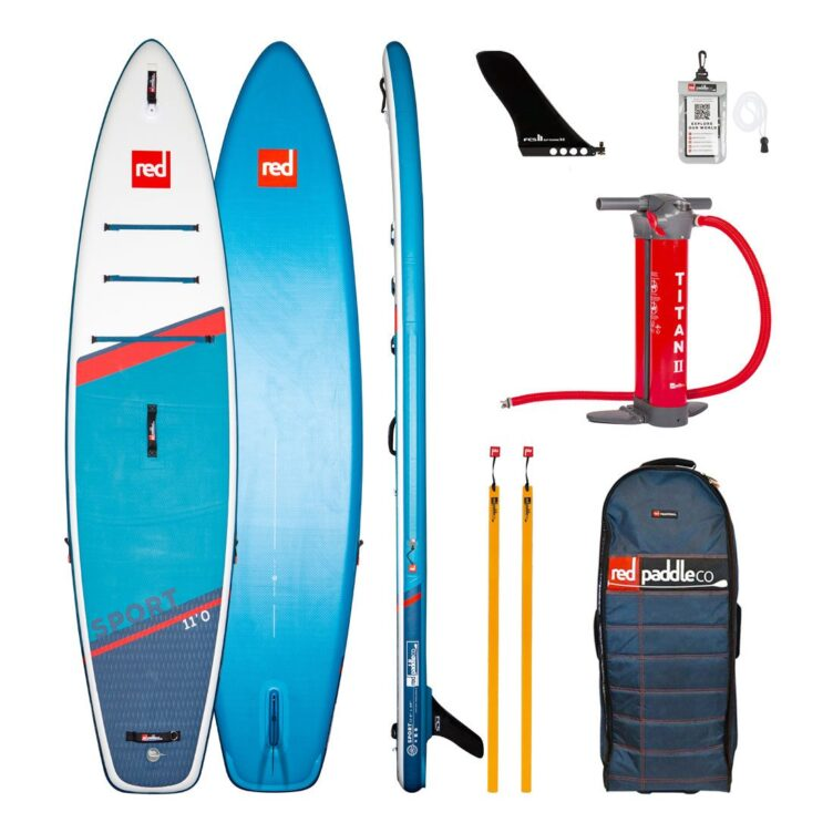 Red Paddle Co 11′ Sport MSL SUP