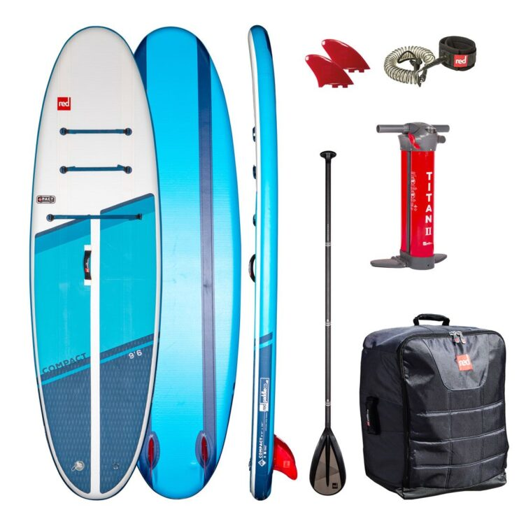 Red Paddle Co 9'6″ Compact SUP